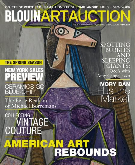 Art+Auction - May 2014