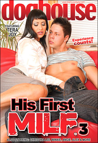 Его первая мамочка 3 / His First MILF 3 (2011) DVDRip