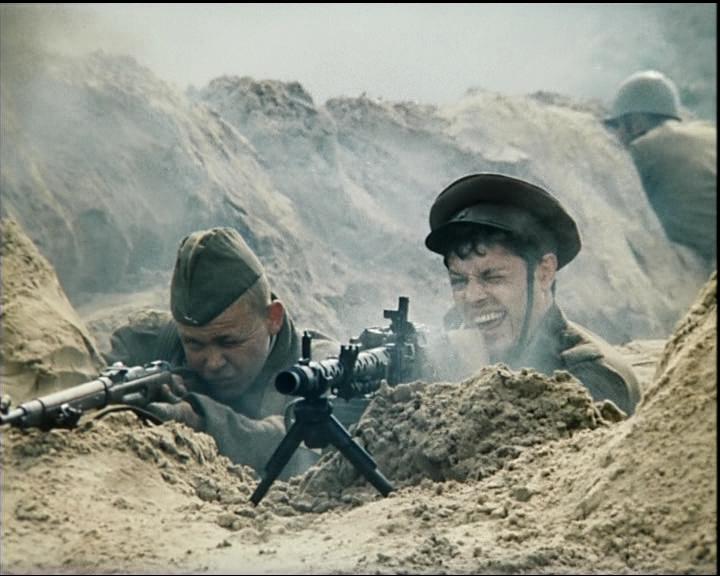 Батальоны просят огня (1-4 серии из 04) (1985) 2 х DVD-9