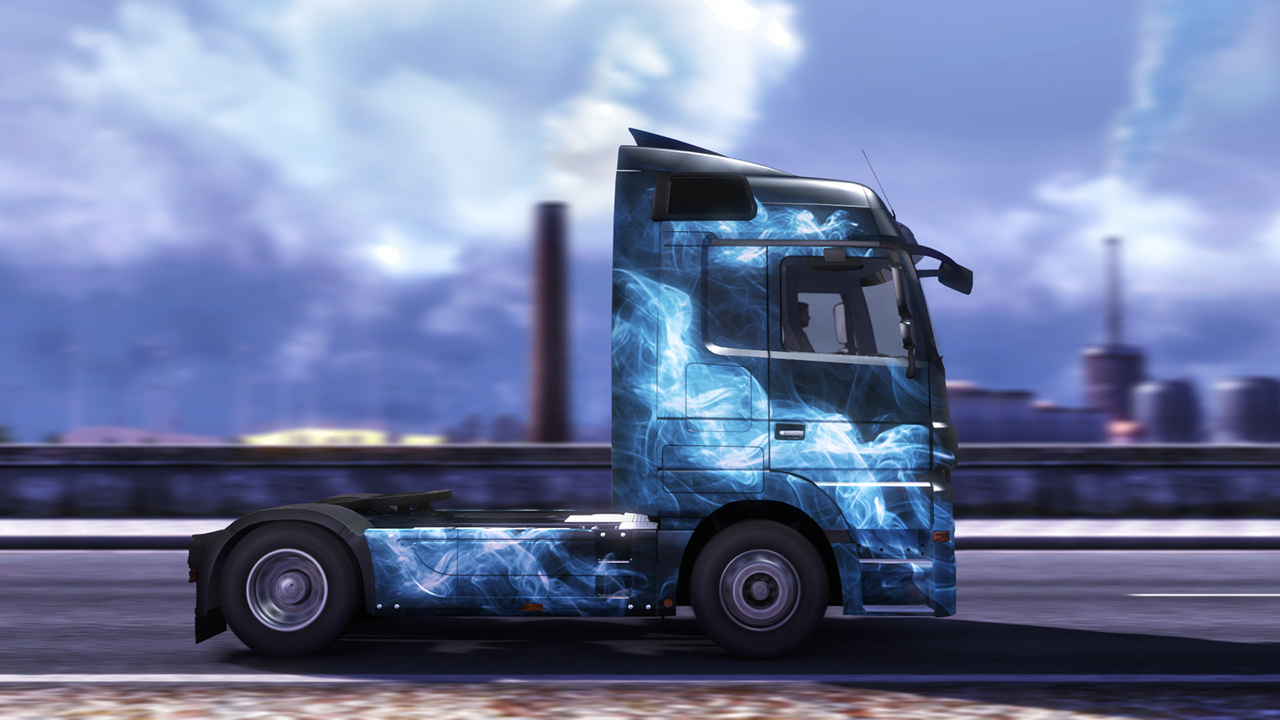 Euro Truck Simulator 2 / С грузом по Европе 3 (2012) [Ru/Multi] (1.10.1.7s/dlc) SteamRip R.G. Games [Gold Bundle]