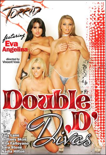 Дивы с огромными сиськами / Double D Divas (2005) DVDRip-AVC
