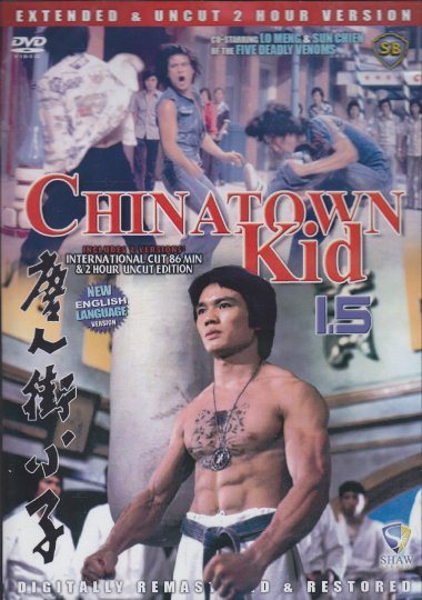 Парень из Чайна-тауна / Парень из Китайского квартала / Chinatown Kid / Tang ren jie xiao zi (Чанг Че / Chang Cheh) [1978, Гонконг, кунг-фу - карате, VHSRip] AVO (Дольский)