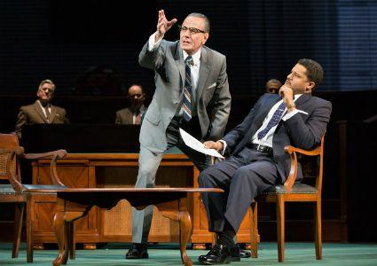Стивен Спилберг хочет перенести на телеэкраны пьесу о президенте Джонсоне [Кино]