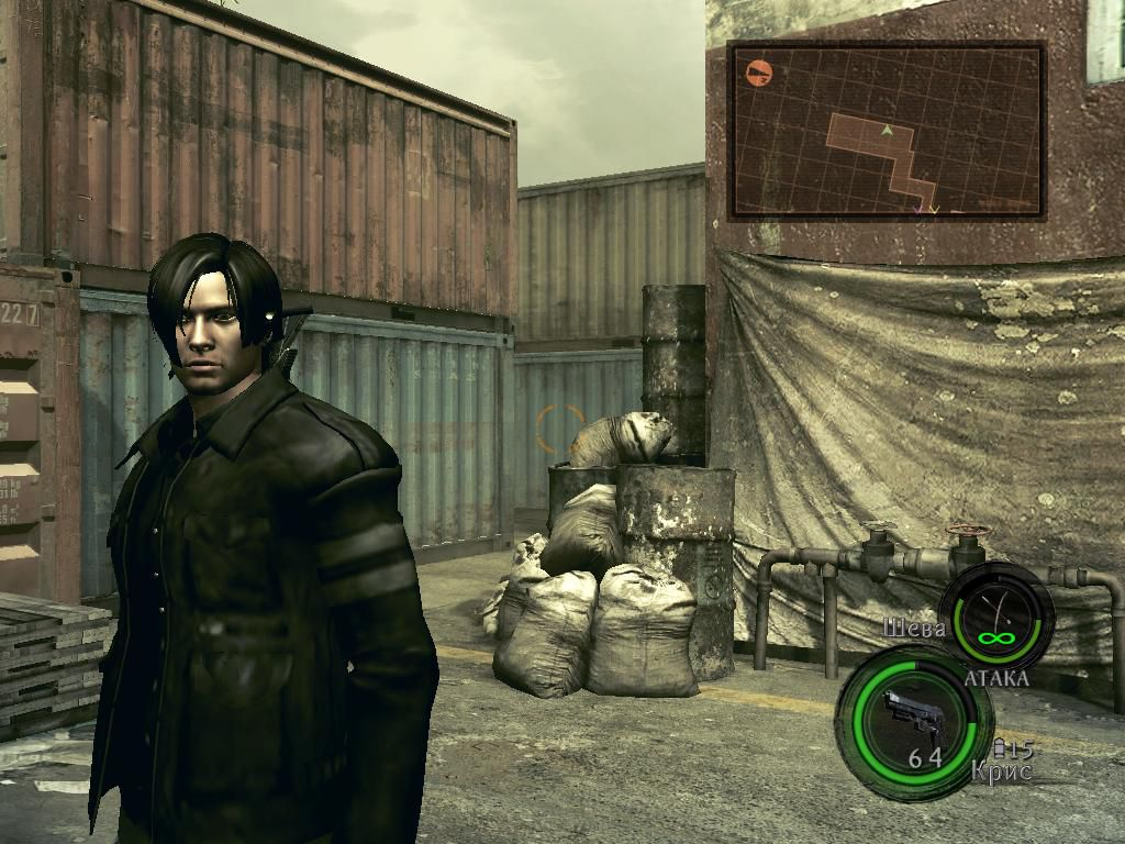 Леон в куртке из Resident evil 6 C4a7101a88ad0ab12483295aaf427270