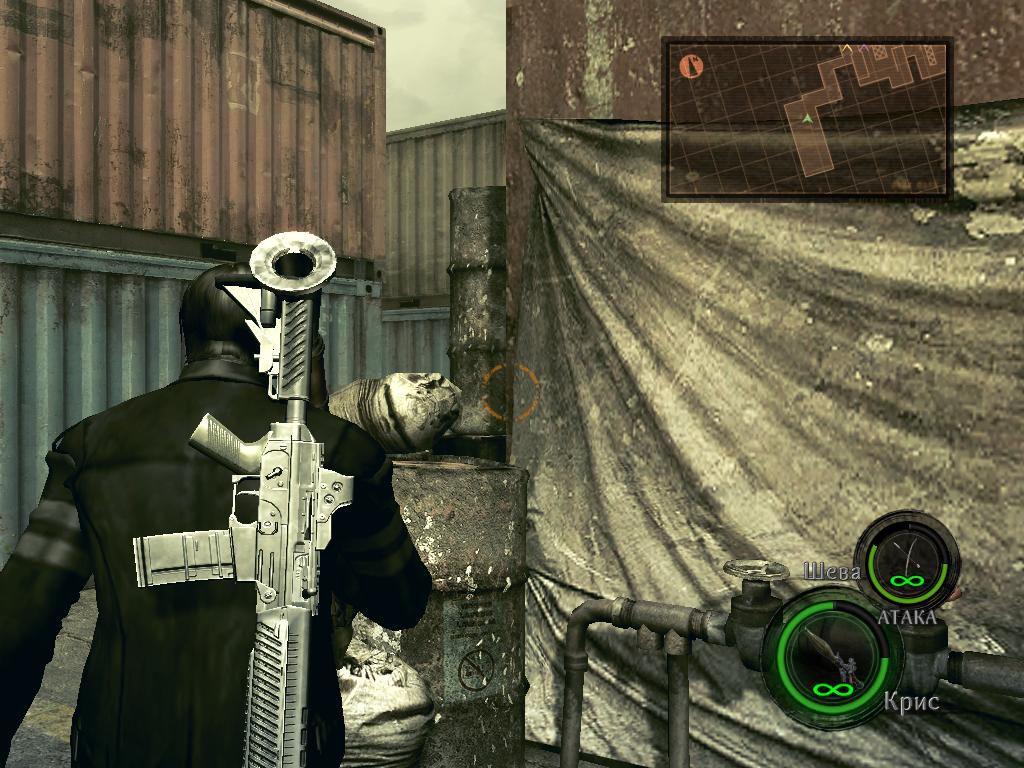 Леон в куртке из Resident evil 6 D3612bc84c622a1ed8fdde77862b13f4