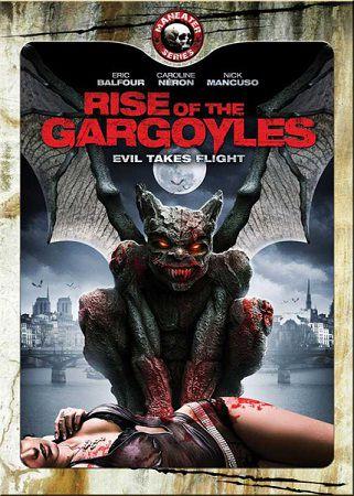 Пробуждение Гаргульи / Гаргулья: Страж тьмы / Rise of the Gargoyles (2009) DVDRip / 1.18 GB
