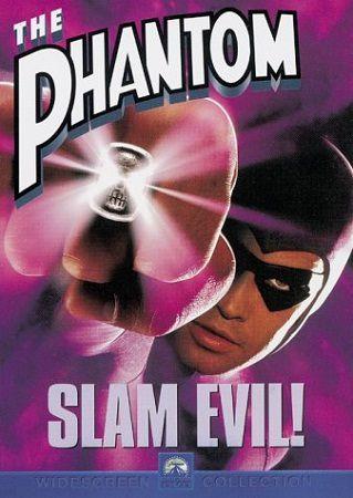 Фантом / The Phantom (1996) HDRip / 743 MB