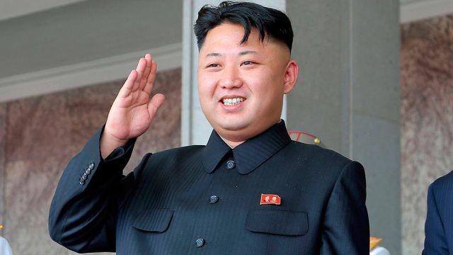 Китайский ролик про Ким Чен Ына