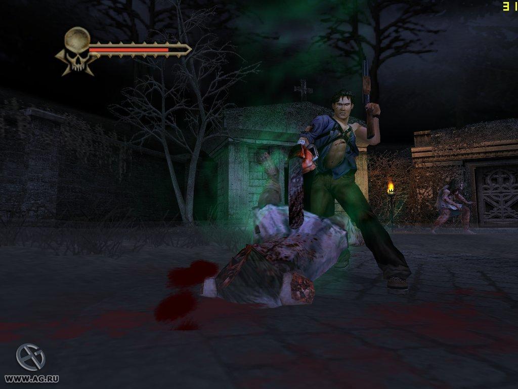 Evil Dead Regeneration (2005) [Ru] [OS X WineSkin]