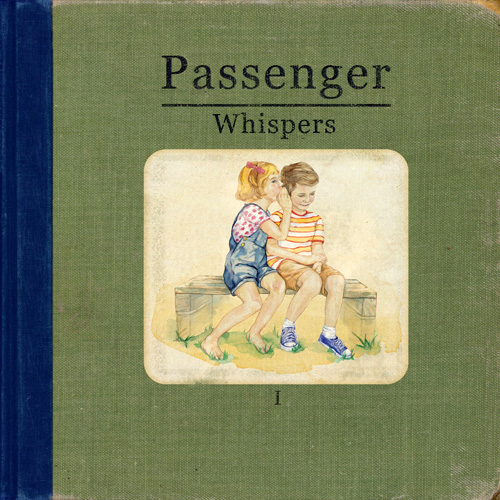Passenger - Whispers (2014) FLAC