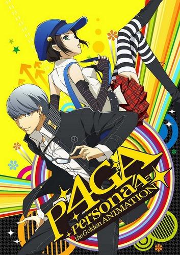 Персона 4 / Персона 4: Золото / Persona 4 The Golden Animation TV [1-12 серии из 12] (2014) HDTVRip 720 | Persona99