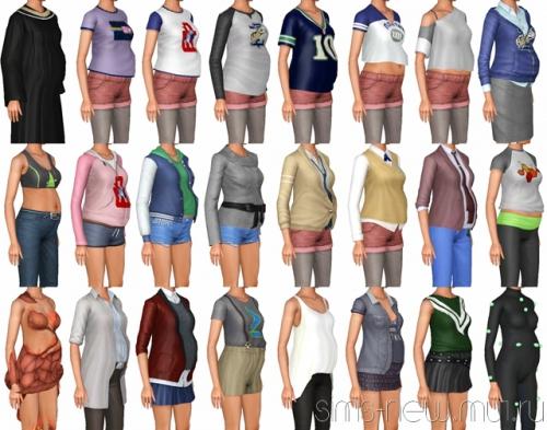 Моды для the sims 3 - e2