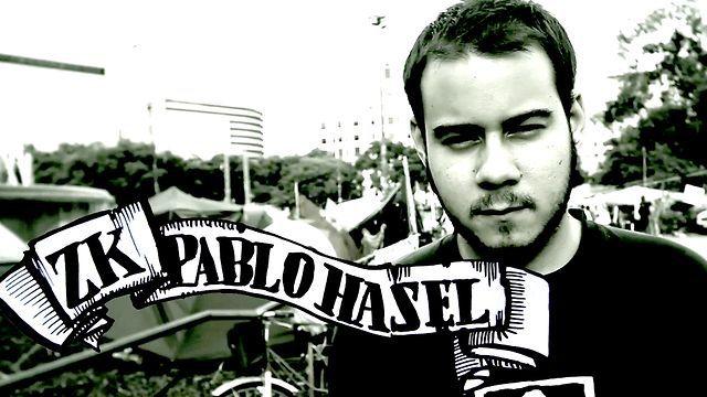 Pablo Hasél,,, Gritan ¡No Pasarán!