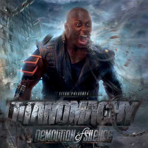 (Hardstyle) [CD] Titanomachy - Demolition Of Silence, 2014, FLAC (tracks), lossless