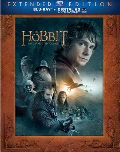 ������: ��������� ����������� / The Hobbit: An Unexpected Journey (2012) BDRip | DUB | Extended Cut