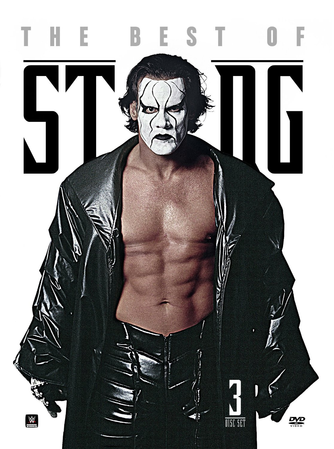 WWE The Best of Sting [2014 / DVDRip]
