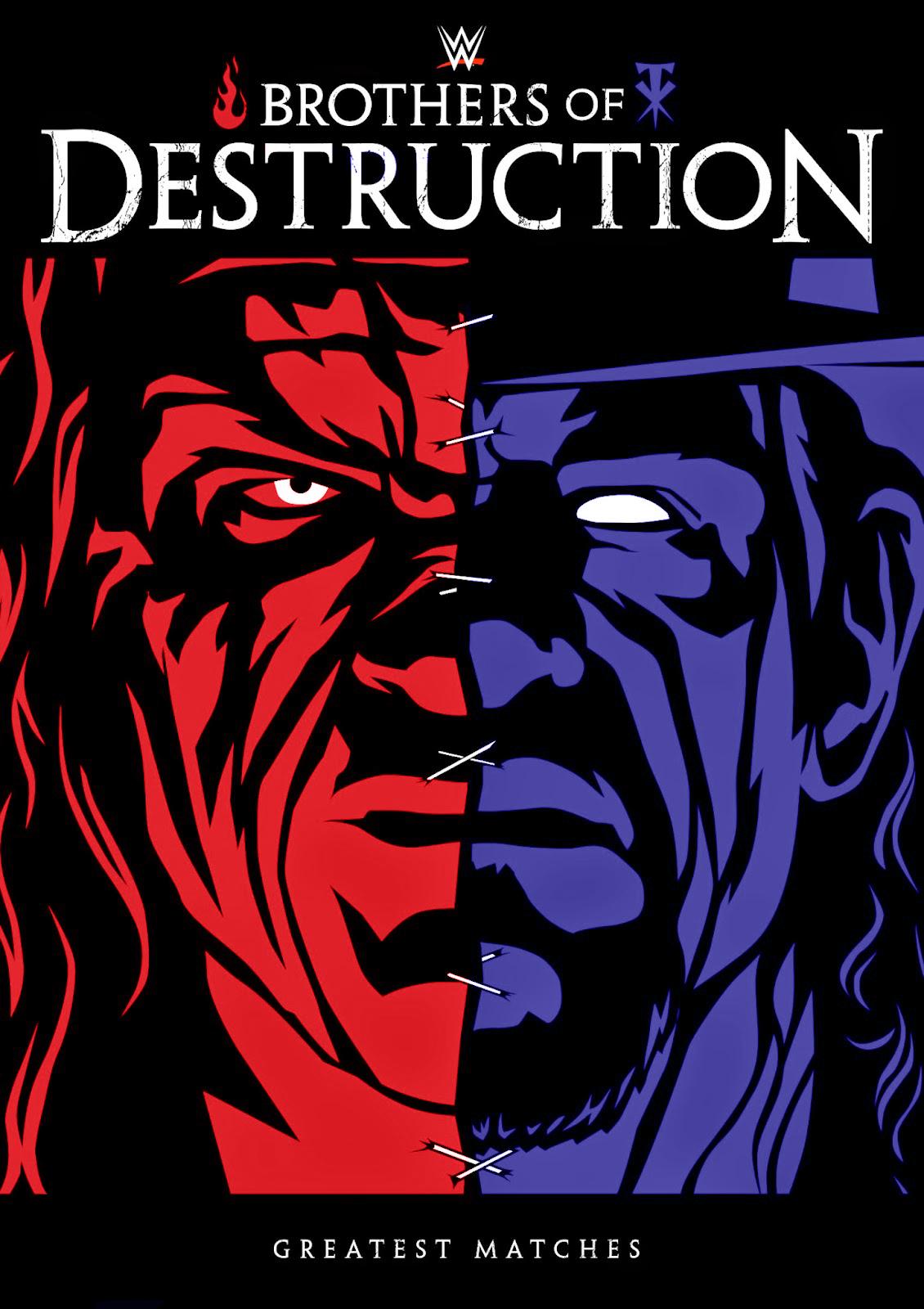 WWE: Brothers of Destruction [2014 / BDRip]