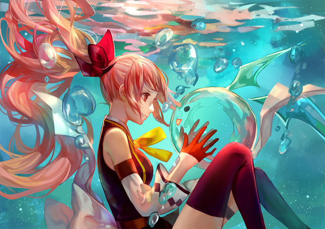 Под водой 1