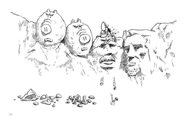 Бессовестные свинки 14