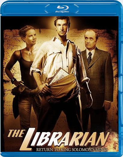 ������������: �������� / The Librarian: Trilogy (2004-2008) BDRip 720p