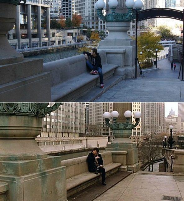 То самое место из фильма 1