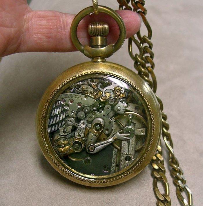 Часовой механизм 1