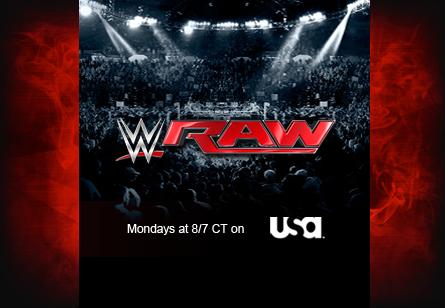 WWE Monday Night RAW 11.01.2016 [2016, Рестлинг, HDTV 720p]