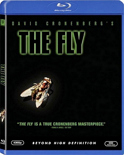Муха / The Fly (1986) BDRip 720p