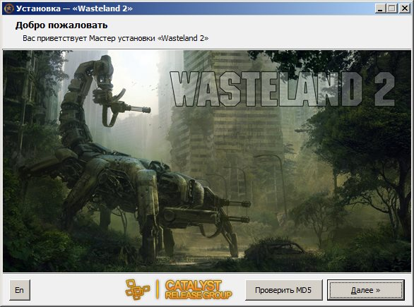 Wasteland 2 (2014) [Ru/Multi] (1.0 Upd5) Repack R.G. Catalyst