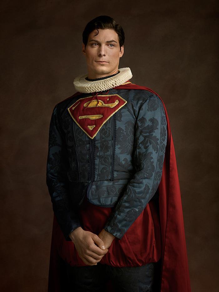Если бы супергерои жили в XIX веке 1
