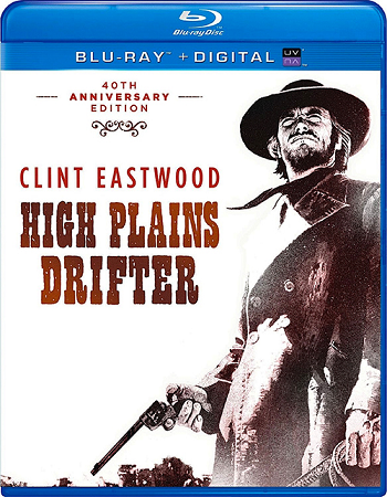 ������� ������������ ������ / High Plains Drifter (1973) BDRip 720p | MVO | 40th Anniversary Edition