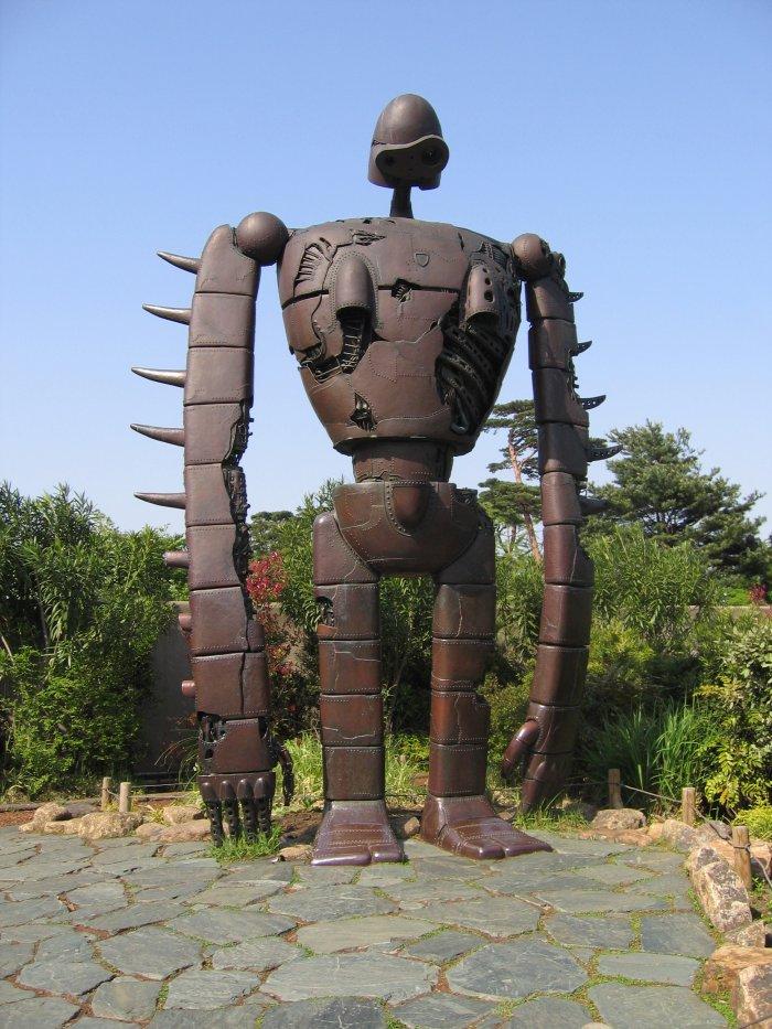 Скульптура Робот 1