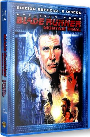 Бегущий по лезвию / Blade Runner (1982) BDRip 720p | DUB | Международная кинотеатральная версия