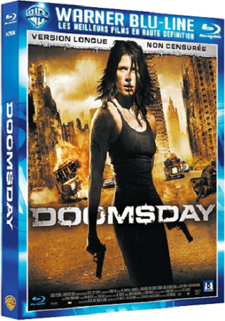 Судный день / Doomsday (2008) BDRip 720p
