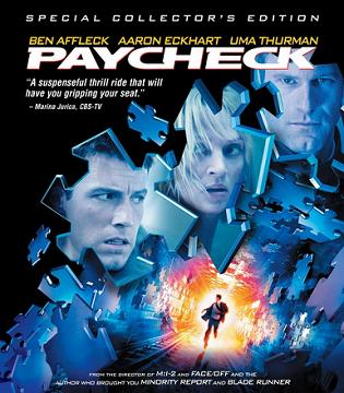 Час расплаты / Paycheck (2003)