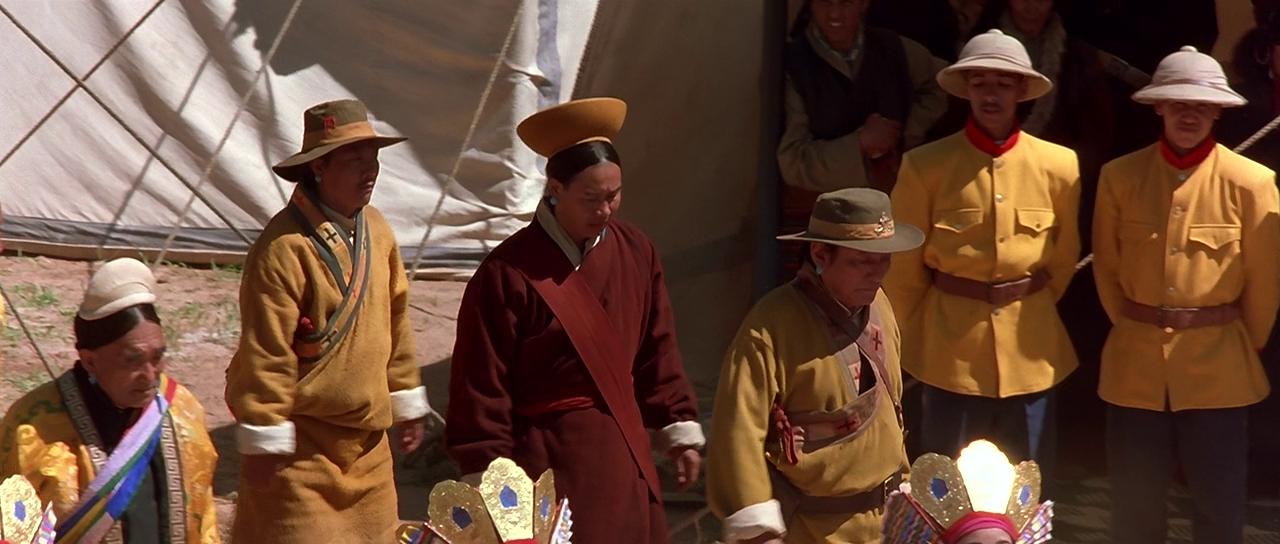 ������ / Kundun (1997) BDRip 720p