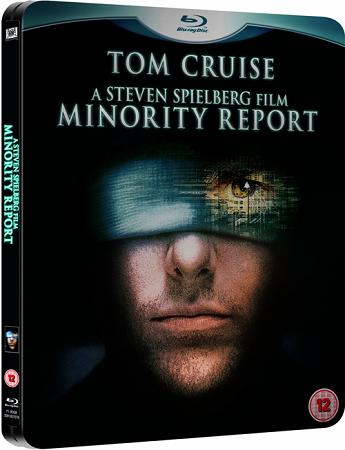������ ������ / Minority Report (2002) BDRip 720p | DUB