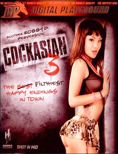 Digital Playground - Азиатские девчонки 3 / Cockasian 3 (2008) DVDRip |