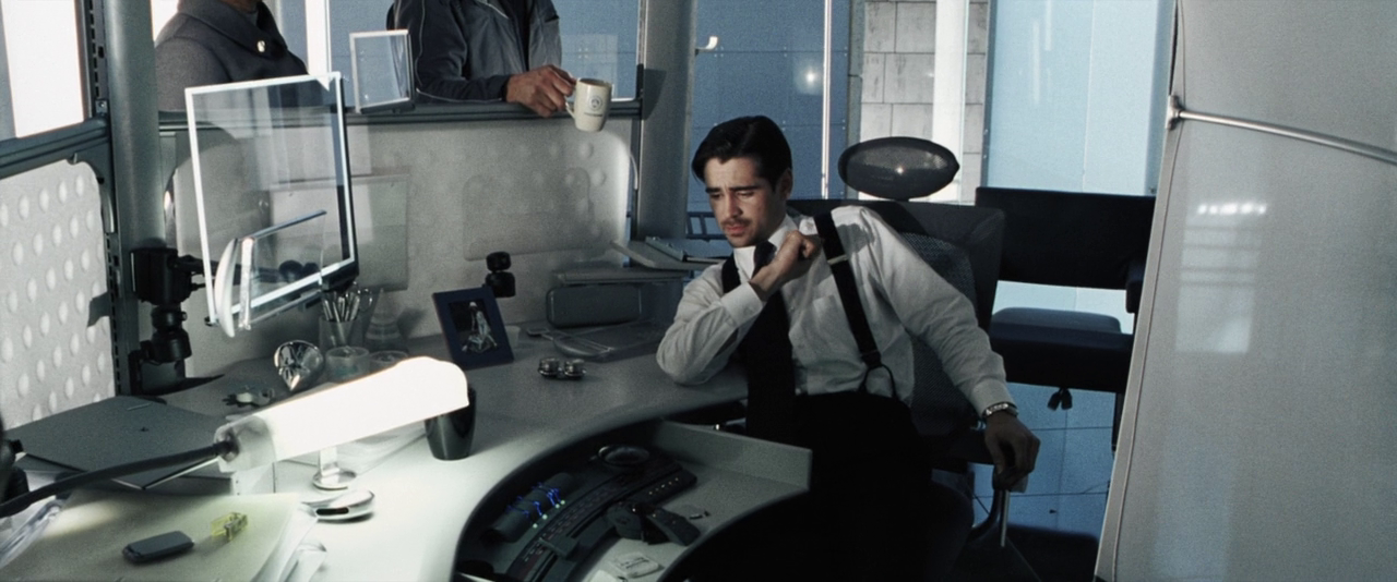 ������ ������ / Minority Report (2002) BDRip 720p