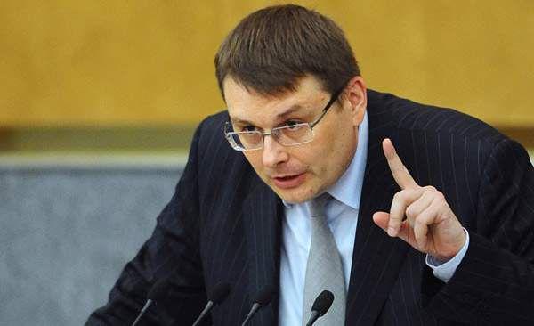 Беседа с депутатом Государственной Думы Евгением Фёдоровым 5 декабря 2014.