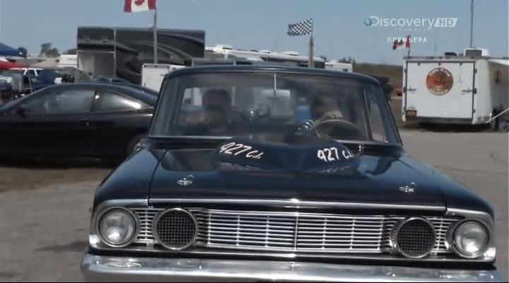Discovery. ����������� ���������� / Legendary Motorcar [01-13 �� 13] (2014) HDTVRip
