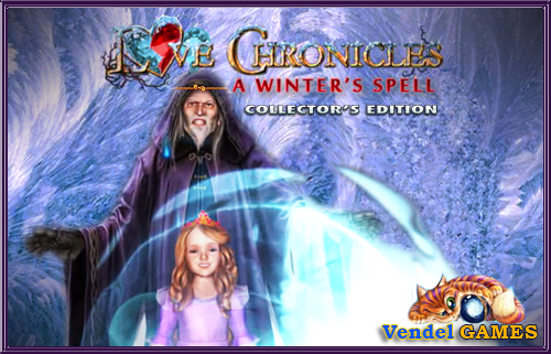 Love Chronicles 4: A Winter's Spell Collector's Edition (Final)