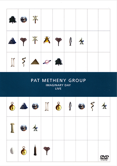 Pat Metheny Group - Imaginary Day Live [1998, Jazz, DVD9]