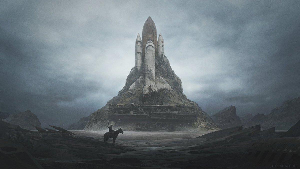 Памятник космонавтики 1