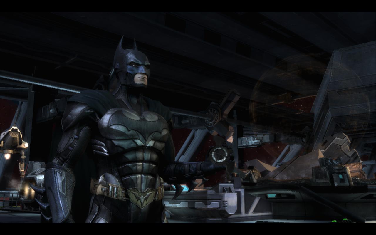 Скачать игру Бэтмен 2014