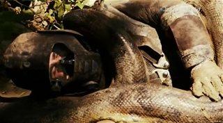 Discovery. ��������� ������ / Anaconda: Eaten Alive (2014) HDTVRip