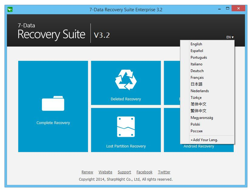 7-Data Recovery Suite Enterprise 3.2.0.0-BEAN