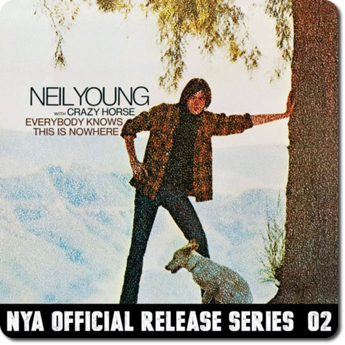 [TR24][OF] Neil Young With Crazy Horse - Everybody Knows This Is Nowhere - 1969 / 2014 (Country, Folk, Rock)