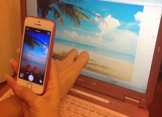Мои пляжные фотки с отпуска 1