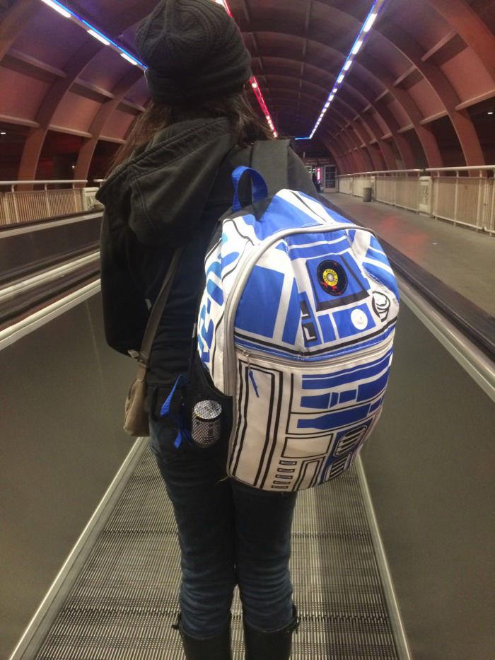 Рюкзак фанатов звездных войн 1